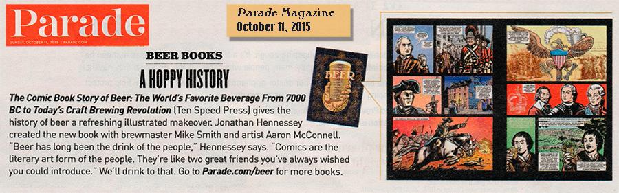 Parade magazine book reviews